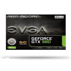 EVGA GTX 980 4GD5 Superclocked ACX 2.0