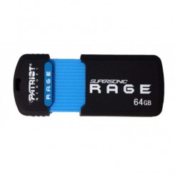 فلش مموری پاتریوت PATRiOT Supersonic Rage XT - 64GB USB Flash Drive
