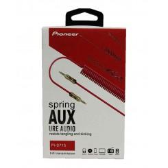 کابل AUX انتقال صدای فنری 3.5 میلی متری پایونیر PIONEER PI-S715