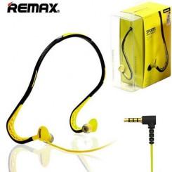 هدست ورزشی ریمکس مدل SPORTS WIRED HEADSET S15