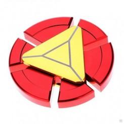 اسپینر فلزی طرح مرد آهنی Fidget Spinner Metal Iron Man