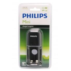 شارژر باتري فيليپس PHILIPS Mini SCB1211NB