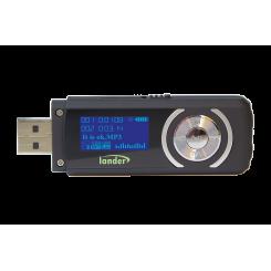 ام پی تری پلیر لاندر MP3 player Lander LD-29