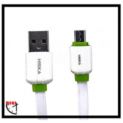 کابل شارژر هیسکا hiska ca25 iphone cable