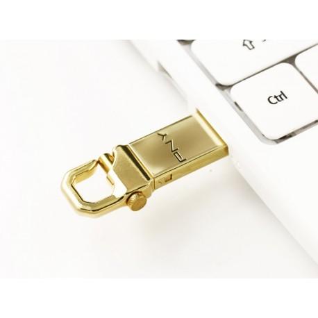 فلش مموریPNY hook gold USB3