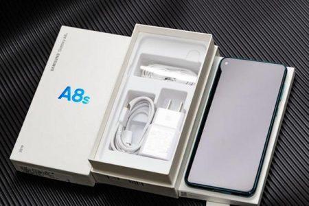 مشخصات فنی و بررسی گوشی Samsung Galaxy A8s | مجله اینترنتی Digi2030