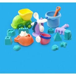 اسباب بازی 16 تکه ساحلی شیائومی Xiaomi Best Kids beach toys 16 sets
