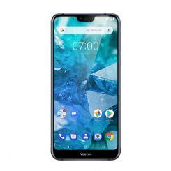 گوشی موبایل Nokia 7.1 با ظرفیت 64 گیگابایت و رم 4GB
