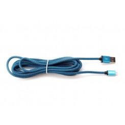 کابل شارژ میکرو USB پی نت (1متری ) P NET KB 815