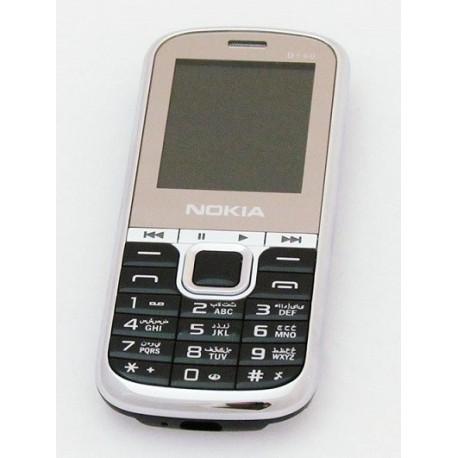 گوشی موبایل نوکیا طرح nokia D500