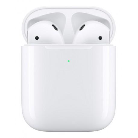هدفون بیسیم اپل ایرپاد(شارژر وایرلس) 2 Apple AirPods