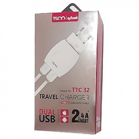 شارژر تسکو TSCO TTC32