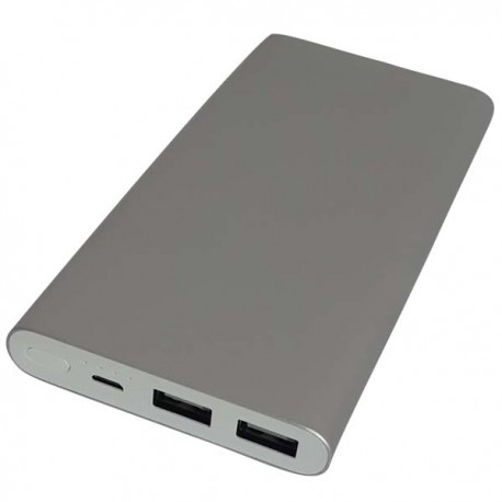پاور بانک شیائومی Xiaomi Power Bank 2 Usb 10000mAH 2 Silver