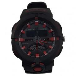 ساعت عقربه دار و دیجیتالی طرح G-SHOK