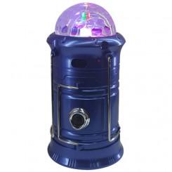 چراغ فانوسی و رقص نور سه کاره MAGIC COOL SL-5801