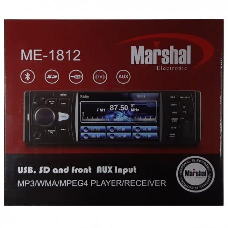 ضبط ماشین مارشال ME-1812