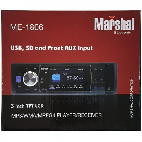 ضبط ماشین مارشال ME-1806