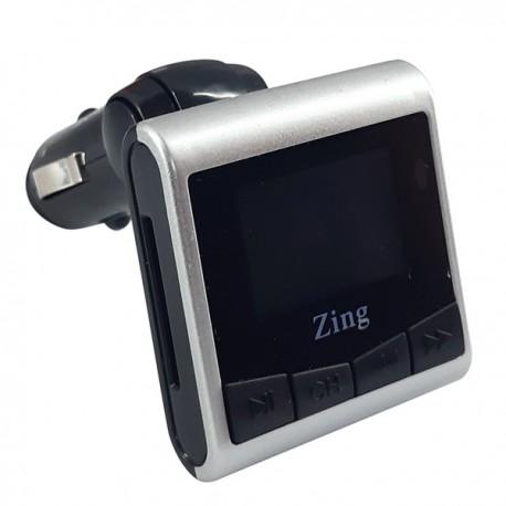 اف ام پلیر زینگ CAR MP3 PLAYER ZING