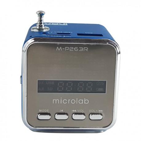 مینی اسپیکر میکرولب M-P263R