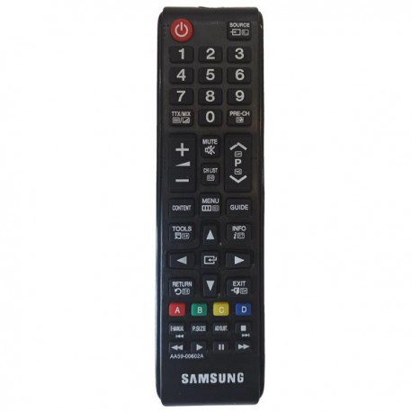 ریموت کنترل تلویزیون SAMSUNG-AA59-00602-AA