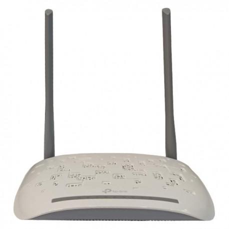 مودم روتر ADSLPlus بی سیم N300 تی پی-لینک TD-W8961N