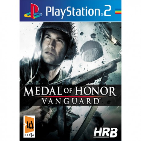 بازی Medal of Honor Vanguard مخصوص PS2