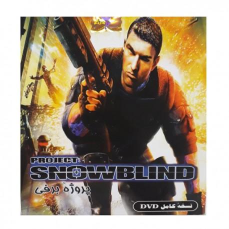 بازی project snowblind مخصوص ps2