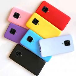 کاور سیلیکونی گوشی شیائومی Note 9s , Note 9Pro