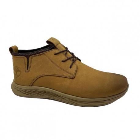 کفش مچی چرم مردانه ساده و شیک کد 476