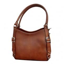 کیف چرم طبیعی زنانه مدل آترینا