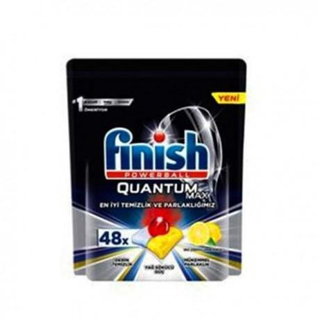 قرص ماشین ظرفشوویی فینیش کوانتوم مکس48 عددی