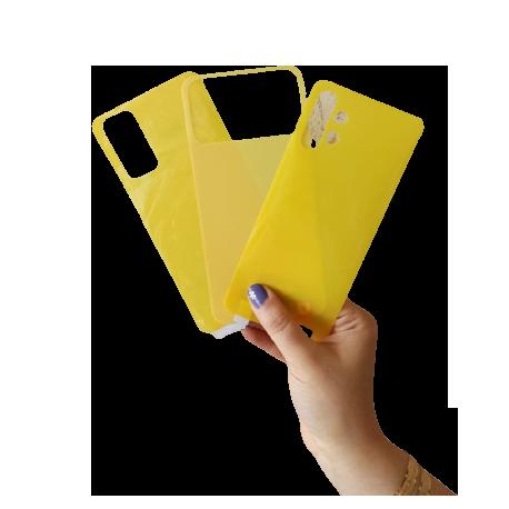 گلس نانو محافظ پشت گوشی سامسونگ Galaxy A12