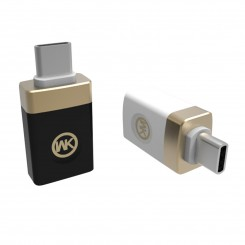 تبدیل USB 2.0 To Type-C برند WK