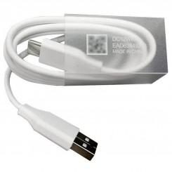 کابل شارژ اورجینال تایپ سی ال جی LG TYPE C EAD63849204