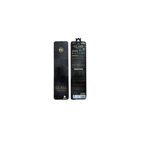 قاب ژله ای و گلس سه بعدی اورجینال آیفون برند دابلیو کی PLUS WK GLASS iphone 6 PLUS & 6S