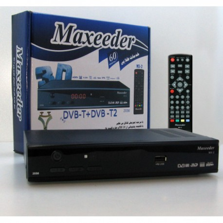 گیرنده دیجیتال مکسیدر 2056 Maxeeder MX-2
