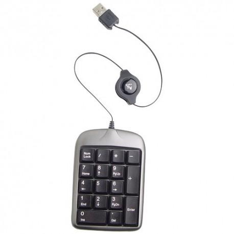 کیبورد عددی ای فورتکA4Tech TK-5 Numeric Pad Keyboard