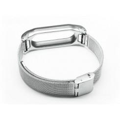 دستبند استیل شیائومی Metal Strap For Xiaomi Mi Band 2