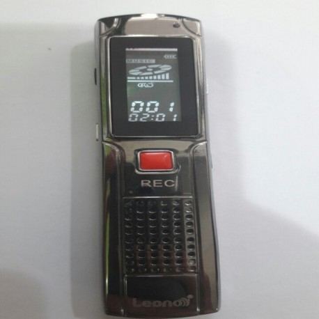 رکوردر و ضبط کننده صدا لئونو مدل RECORDER LEONO V-33