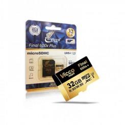 کارت حافظه 32 گیگ وایکومن vicco man 600X PLUS U3 32GB