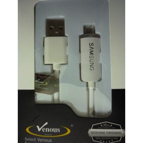 کابل شارژر LEDدار ونوس Venous PV-351