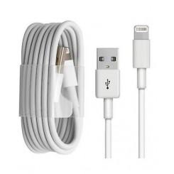 کابل شارژ لایتنینگ اورجینال آیفون (1 متری) Apple Original Lightning to USB