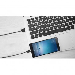 کابل شارژ تایپ سی شیائومی (1متری ) Xiaomi USB Type-c Charging Cable