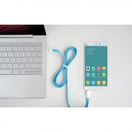 کابل شارژ 1.2 متری (فست شارژ) شیائومیXiaomi Micro USB Fast Charging Cable