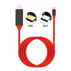 کابل تبدیل تایپ سی به اچ دی ام آی TYPE C TO HDMI