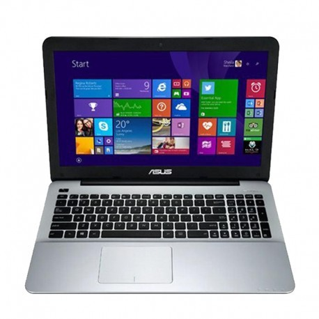 لپ تاپ 15 اینچی ایسوس مدل ASUS X555BP - DM019D A9-4GB