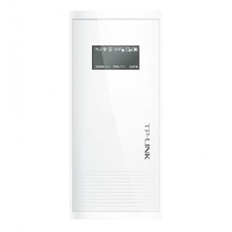 مودم 3G قابل حمل تي پي-لينک ( با قابليت پاوربانک)TP-LINK M5360 Portable 3G Modem and Power Bank