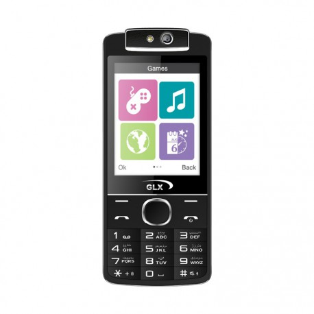 گوشی موبایل جی ال ایکسGLX B8