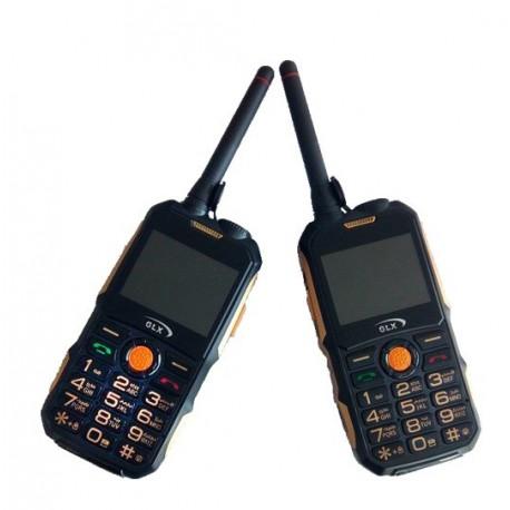 گوشی بی سیم واکی تاکی جی ال ایکس GLX C6000 |