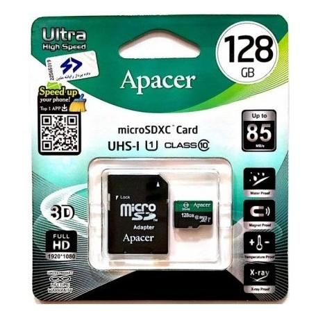 رم میکرو 128 گیگ اپیسر مدل Apacer 128 G